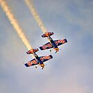 Red Bull Matadors - Lyme.Dorset.UK by lynn carter