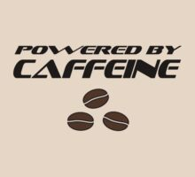 POWERED BY CAFFEINE by mcdba