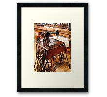 Garment Factory Framed Print