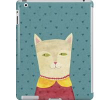 Dreaming cat iPad Case/Skin