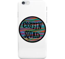 Coffin Squad- Colour doesnt hurt iPhone Case/Skin