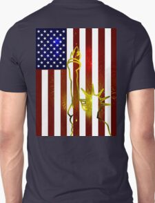 Flag of Liberty Unisex T-Shirt