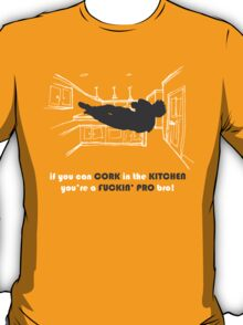 Cork in the Kitchen T-Shirt