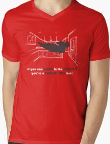 Cork in the Kitchen Mens V-Neck T-Shirt