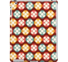 Intersection [flower heads] iPad Case/Skin
