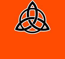triquetra tribal tattoo viking symbol Unisex T-Shirt