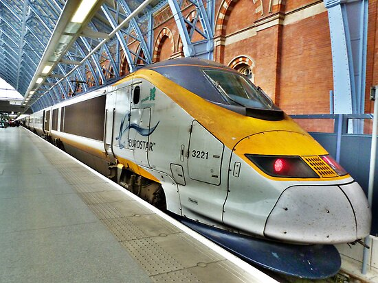 Eurostar. by Lilian Marshall