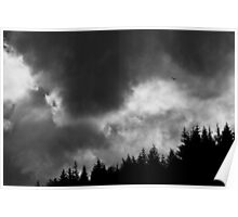 Storm Clouds Poster