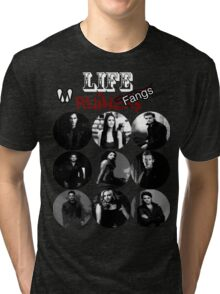 Life Ruiners - Fangs Edition Tri-blend T-Shirt