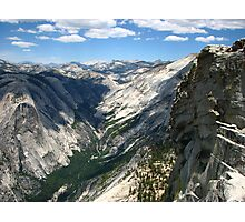 Liberation, Half Dome, Yosemite National Park, CA 2012 Photographic Print