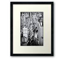 Feel the High Framed Print