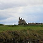 Classiebawn Castle Mullaghmore Ireland by Pauline Tims