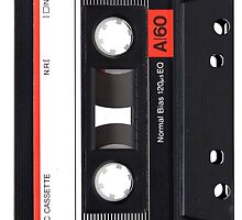 Cassette Tape by the-real-duck