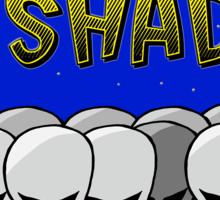 50 Shades Sticker