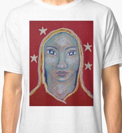 Light Portrait-Star Gazer Classic T-Shirt