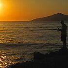 Mediterranean evening by Chris Kiez