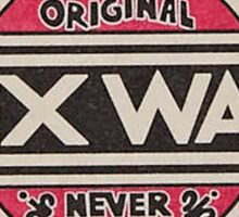 Mr Zogs Sex Wax - Pink Sticker