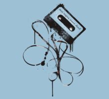 Mixtapes Aren't Dead... by Joshua Steele