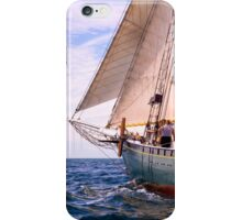 Aboard The Adventurer iPhone Case/Skin