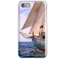 Aboard The Adventurer iPhone Case/Skin