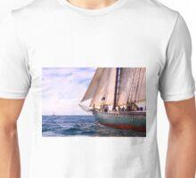 Aboard The Adventurer Unisex T-Shirt