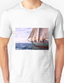 Aboard The Adventurer T-Shirt