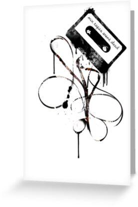 Mixtapes Aren't Dead... by Joshua Steele