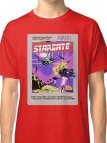 8bit Stargate Cartridge Classic T-Shirt