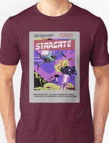 8bit Stargate Cartridge T-Shirt