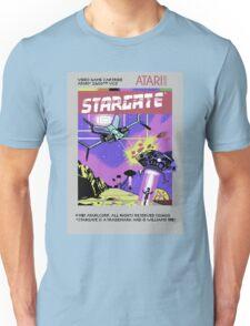 8bit Stargate Cartridge Unisex T-Shirt