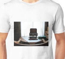 Silhouettes of an office Unisex T-Shirt