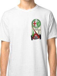 Alfa Romeo - 5 World Championships Classic T-Shirt