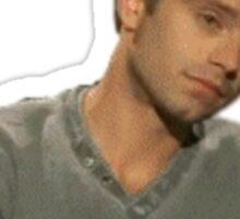 Excuse Me Sebastian Sticker