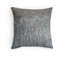 Glacier Lake 2 Throw Pillow