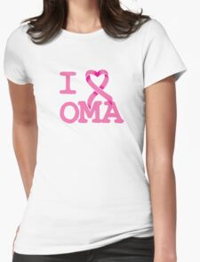 I Heart OMA - Breast Cancer Awareness T-Shirt