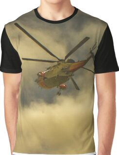 RNAS Culdrose Search and Rescue  Graphic T-Shirt