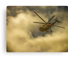RNAS Culdrose Search and Rescue  Canvas Print