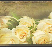 Vintage rose by Nicole  McKinney
