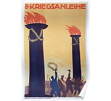 8 Kriegsanleihe 2 1528 Poster