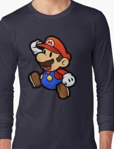 Mario Long Sleeve T-Shirt
