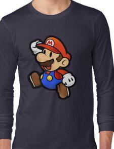 Mario Long Sleeve T-Shirt