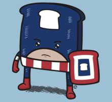 Captain American Bread Kids Clothes