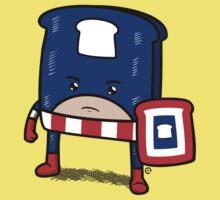 Captain American Bread Kids Tee