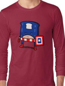 Captain American Bread Long Sleeve T-Shirt