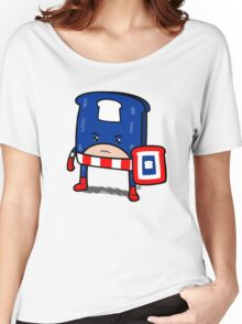 Captain American Bread Women's Relaxed Fit T-Shirt