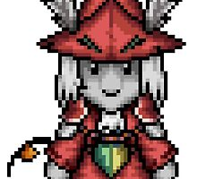 FF9 Freya Sticker by PixelKnight