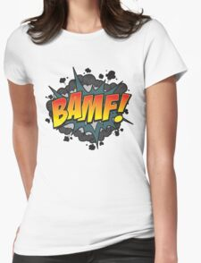 BAMF Womens Fitted T-Shirt