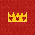 Queen of Hearts by ashleykathrine
