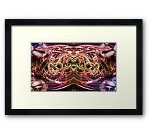 oro 003 Framed Print