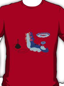 Hookah caterpillar T-Shirt